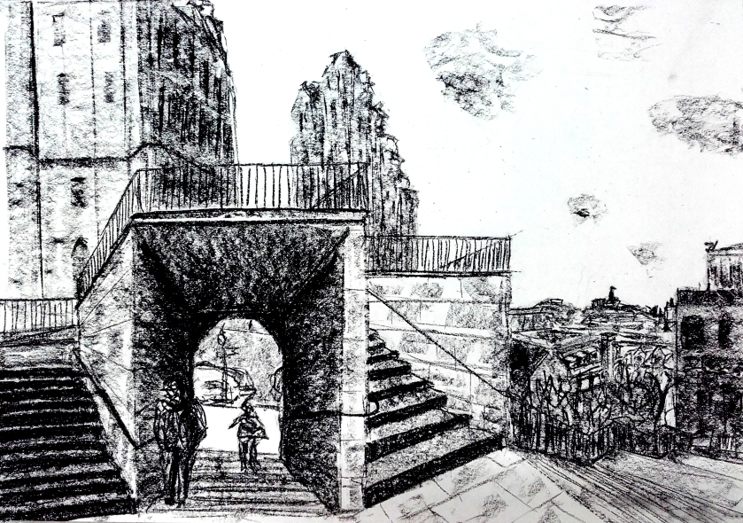 edinburgh piranesi